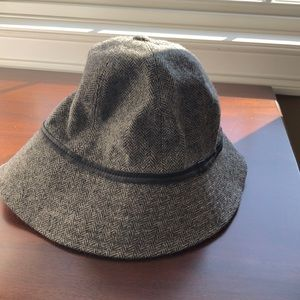 Coach Herringbone Hat